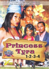 PRINCESS TYRA | African Movie Review | Talk African Movies