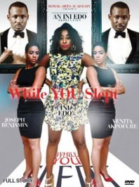 WHILE YOU SLEPT | Nollywood Movie Review | Talk African Movies