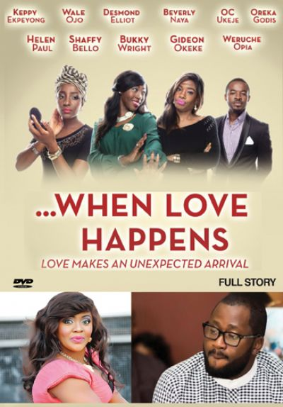 WHEN LOVE HAPPENS | Nollywood Movie Review | Talk African Movies